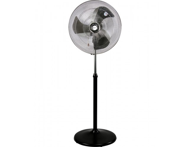 orient tornado 450mm pedestal fan review