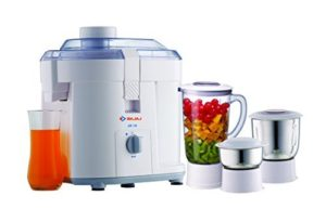 Bajaj JX 10 450-Watt Juicer Mixer Grinder Review