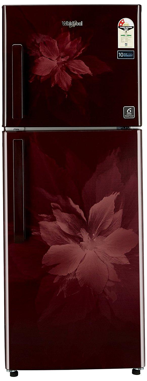 Whirlpool 245 L 2 Star Frost-Free Double-Door Refrigerator