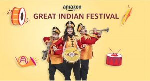 Amazon Great Indian Festival Sale 2018