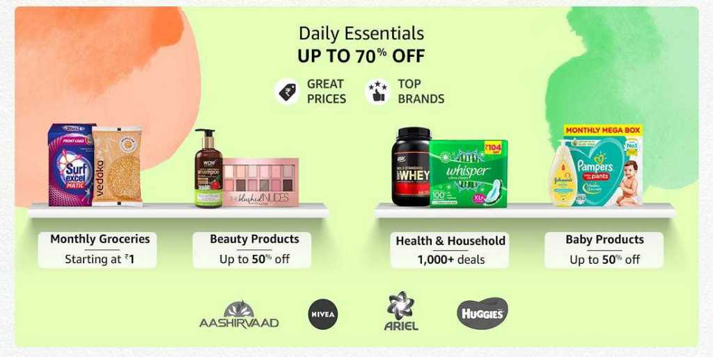 Amazon Freedom Day Sale India