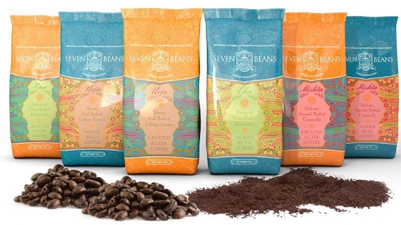 Seven Beans कॉफी कंपनी
