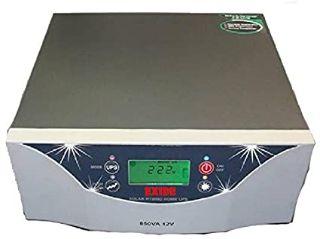Exide Technologies 12V 40Amps सोलर चार्ज कंट्रोलर with LCD (मल्टीकलर)